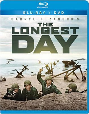 LONGEST DAY BY ALBERT,EDDIE (Blu-Ray)
