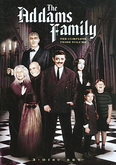 ADDAMS FAMILY VOL 3 BY ADDAMS FAMILY (DVD)